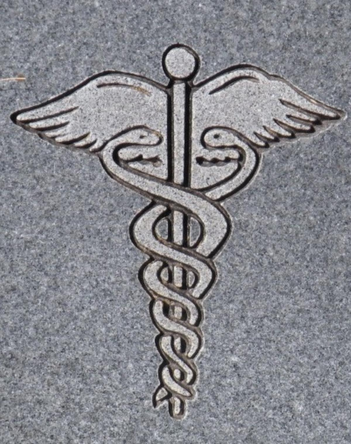 Doctor of medicine city of grove oklahoma ok grove olympus cemetery headstone symbols and meanings medical doctor buycottarizona