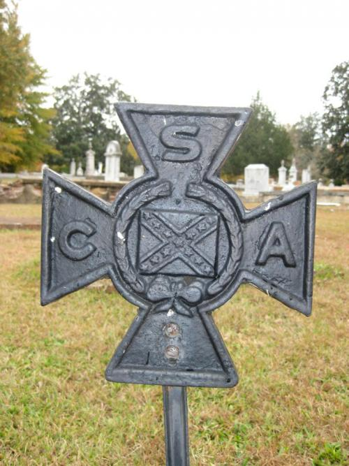 Cross Southern Cross Of Honor Confederate States Of America